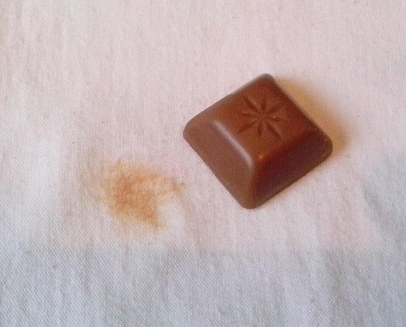 Jak vyčistit skvrny od čokolády?
