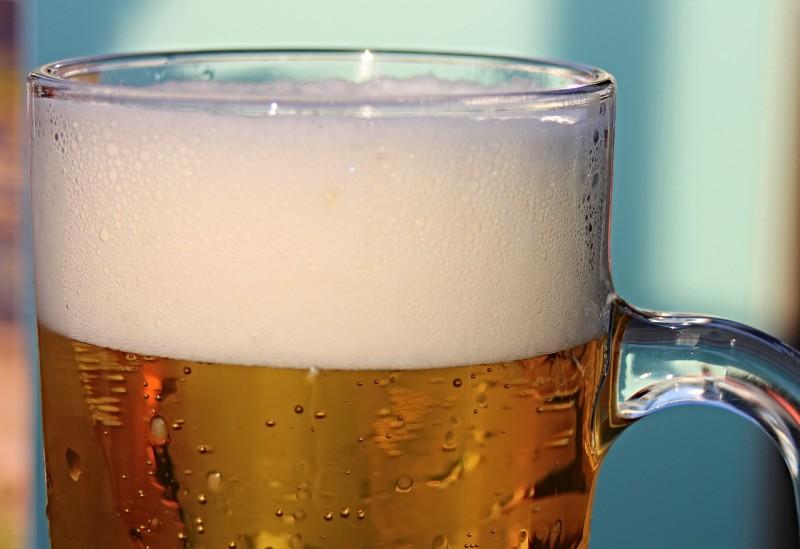Jak vyčistit skvrnu od piva?