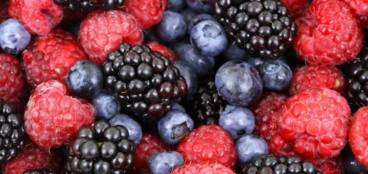 Jak vyčistit skvrny od ovoce?