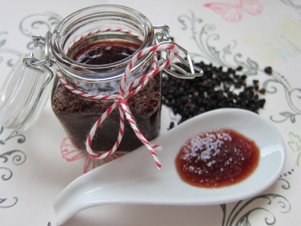 Jak vyčistit skvrny od marmelády a džemu?