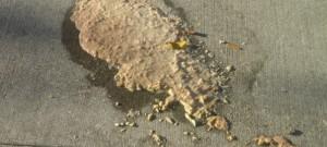 Jak vyčistit skvrny od zvratků a žaludečních šťáv?
