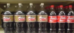Jak vyčistit skvrny od Coca-Coly?