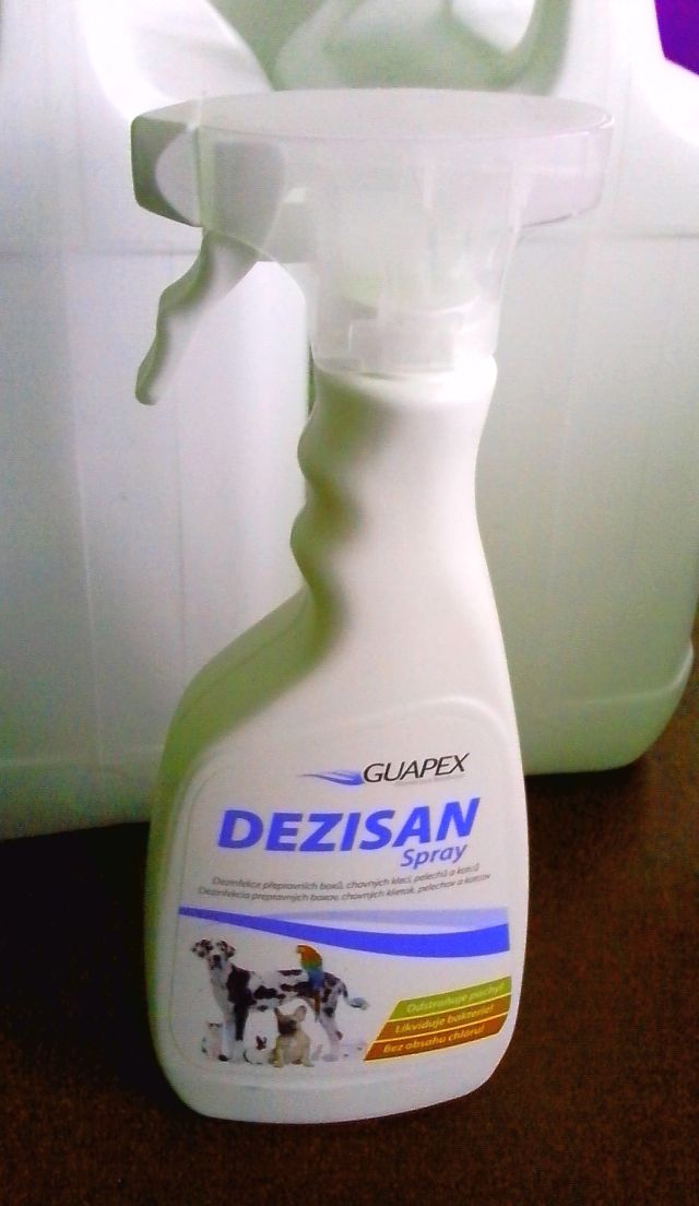 DEZISAN Spray