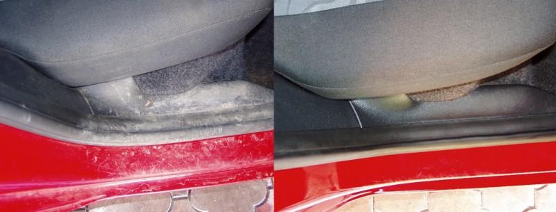 Čištění plastů | Jak vyčistit interiér auta?