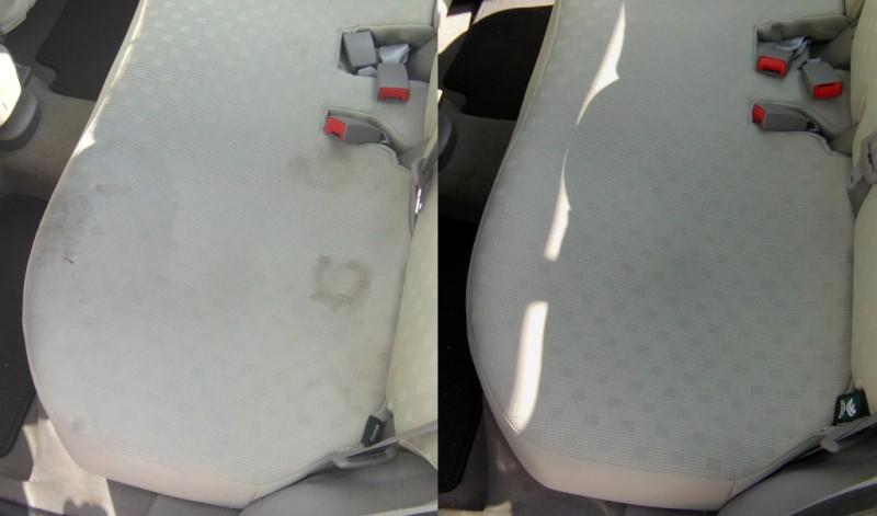 Čištění sedaček | Jak vyčistit interiér auta?