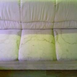 Jak vyčistit nečistoty ze sedačky?