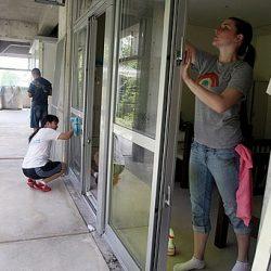 Jak vyčistit okna?