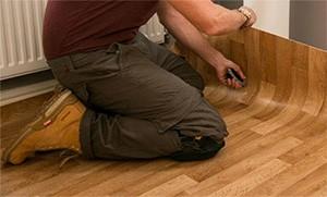 Jak vyčistit vinylovou podlahu, PVC, linoleum?