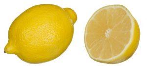Jak vyčistit skvrny od citrónu?