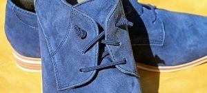 Jak vyčistit semišové boty?