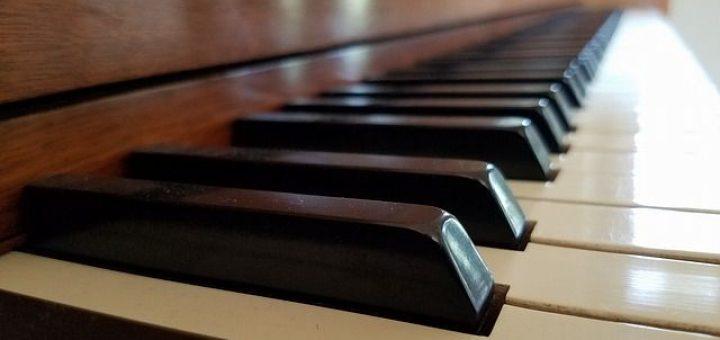 Jak vyčistit klávesy u klavíru nebo piana?