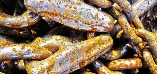 Jak vyčistit železné předměty?