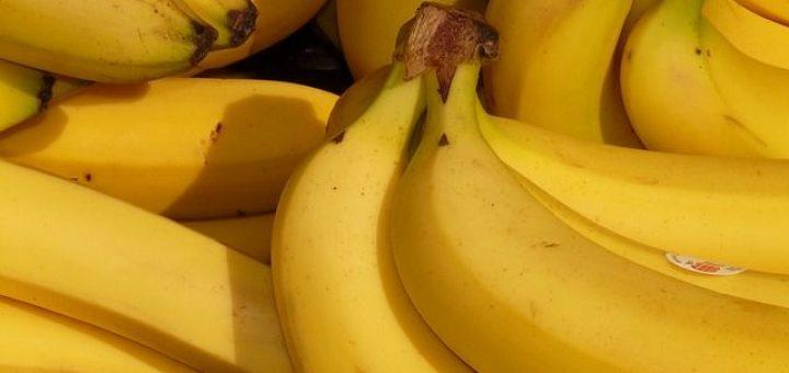 Jak vyčistit skvrny od banánu?