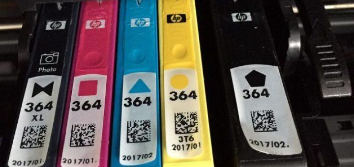 Jak vyčistit skvrny od barvy z inkoustové tiskárny?