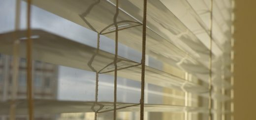 Jak vyčistit hliníkové interiérové žaluzie?