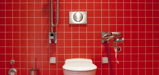 Jak odstranit rez z WC mísy a zanesené žluté skvrny uvnitř toalety?
