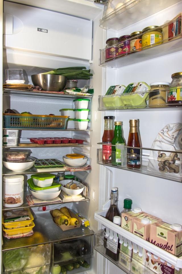 Jak vyčistit ledničku?