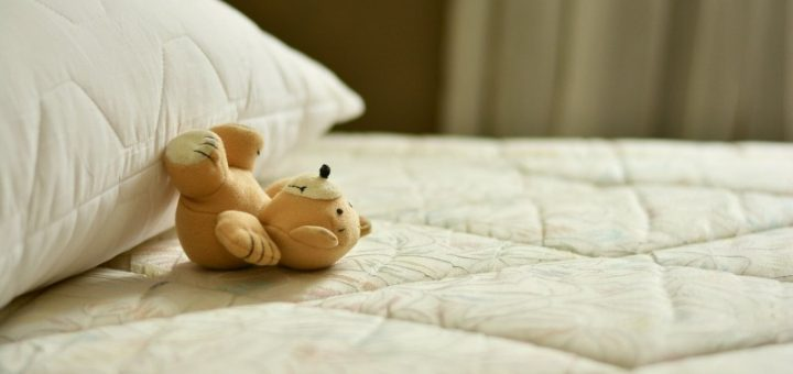 Jak vyčistit matraci?