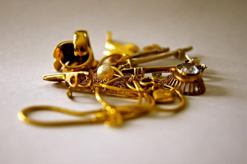 Jak vyčistit zlato a zlaté šperky?