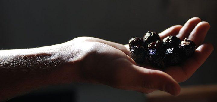 Jak prát skvrny mýdlovými ořechy