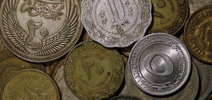 Jak vyčistit staré a zašlé mince?