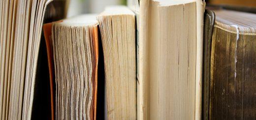 Jak vyčistit a vybělit zašlé okraje stránek knih?