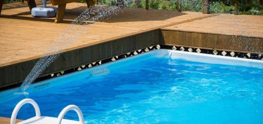 Čištění a dezinfekce vody v bazénu