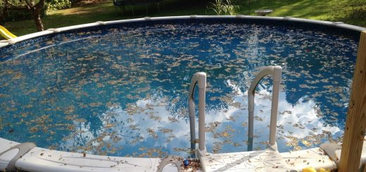 Jak vyčistit bazén?