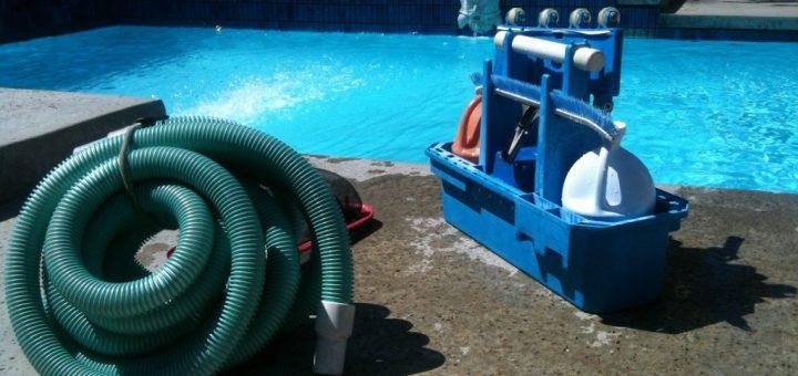 Jak odzimovat bazén?