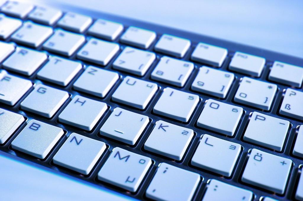 Jak vyčistit klávesnici?