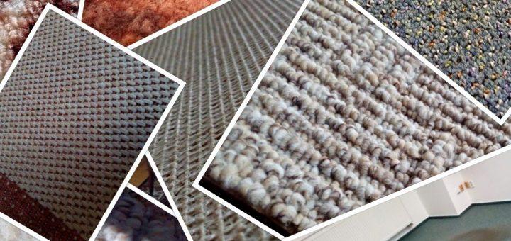Jak vybrat koberec?