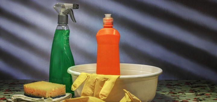 Jak šetřit vodou při úklidu?