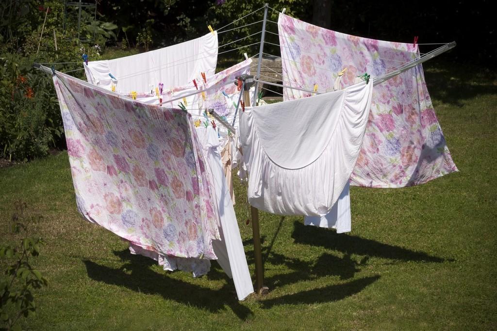 Jak prát povlečení a ložní prádlo?