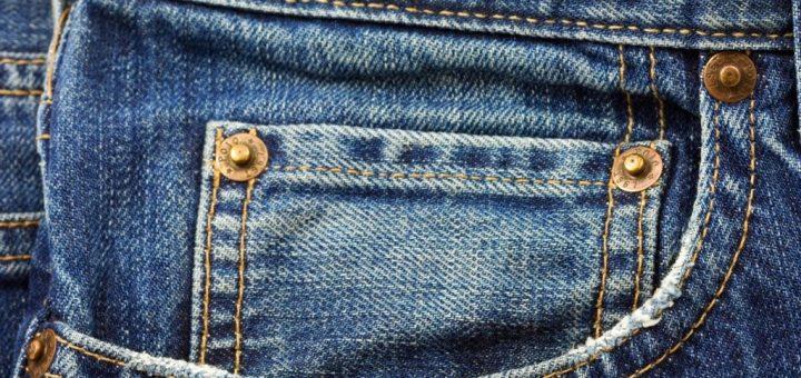 Jak prát rifle a džíny?