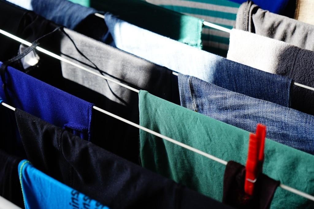 Jak sušit prádlo v domácím prostředí?
