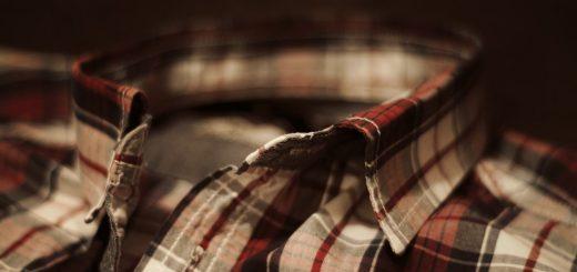 Jak vyčistit límec u košile?