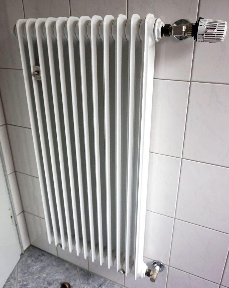 Jak vyčistit staré a zašlé radiátory?