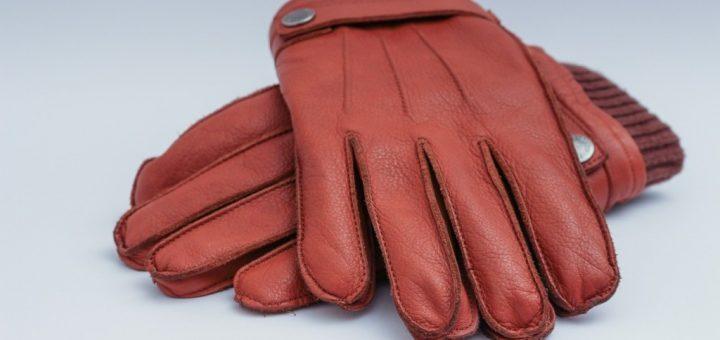 Jak vyčistit kožené rukavice?