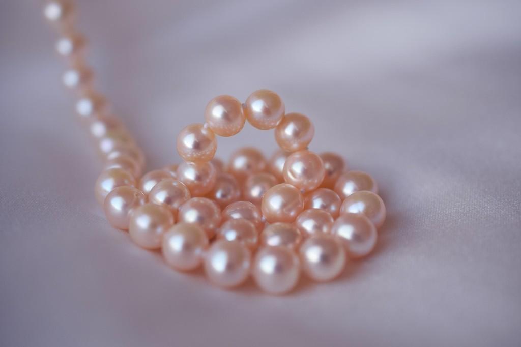 Jak vyčistit perly?