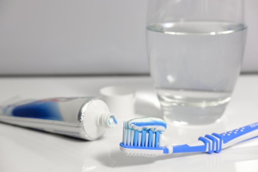 Zubní pasta - pomocník na čištění v domácnosti