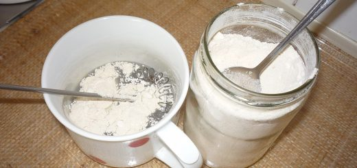 Kukuřičný škrob - pomocník při čištění a úklidu