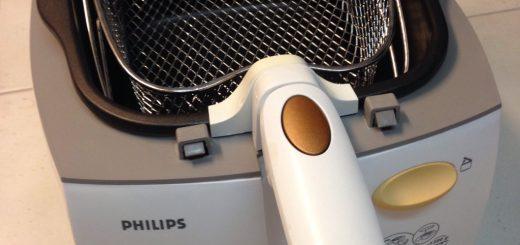 Jak vyčistit fritovací hrnec?
