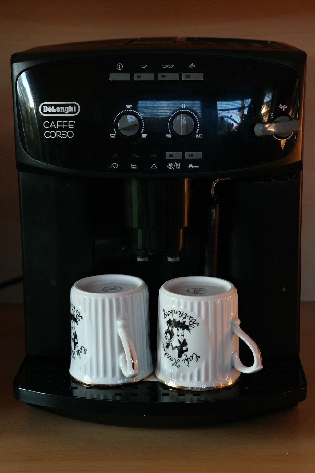 Jak vyčistit automatický kávovar?