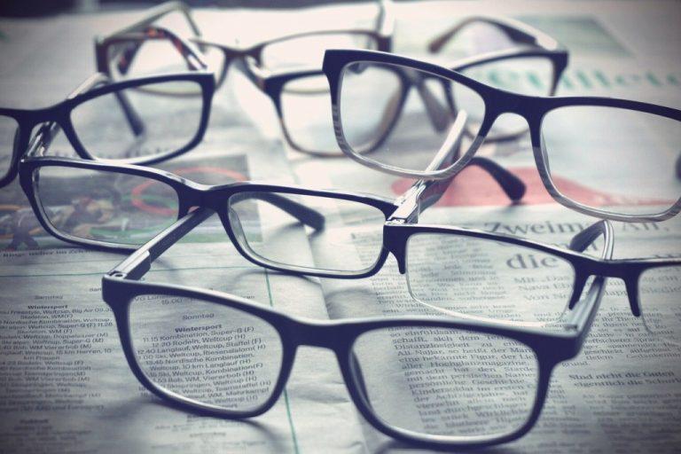 Jak vyčistit brýle?