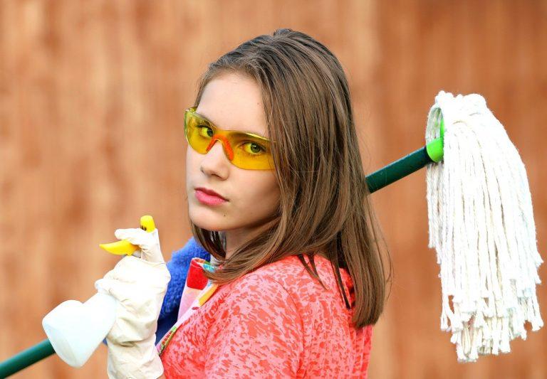 Jak vybrat úklidový mop?