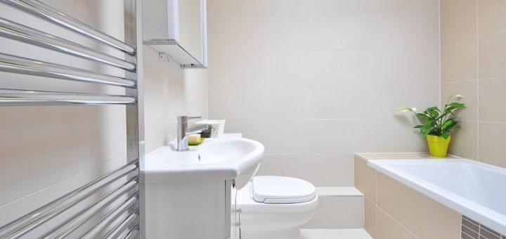 Jak vyčistit koupelnu?
