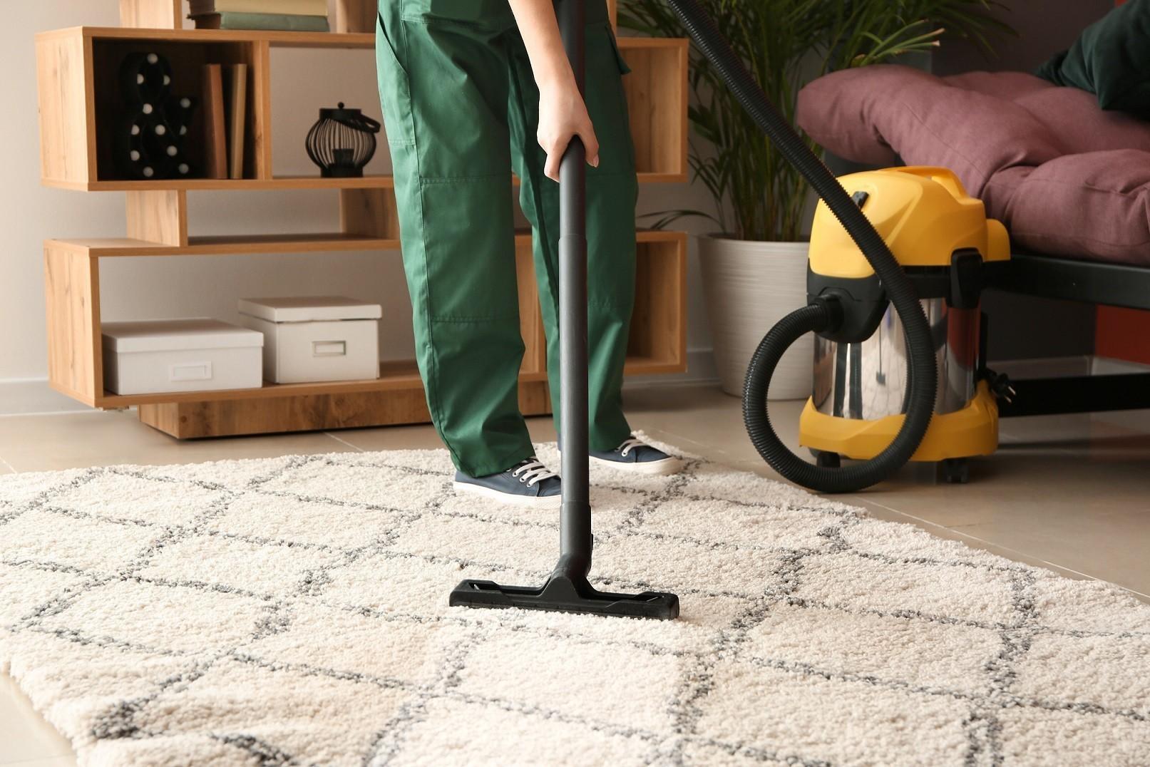 Jak správně vysávat koberec?